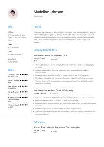 voorbeeld cv engels word Gratis Engelse CV voorbeelden en templates   Engels CV maken